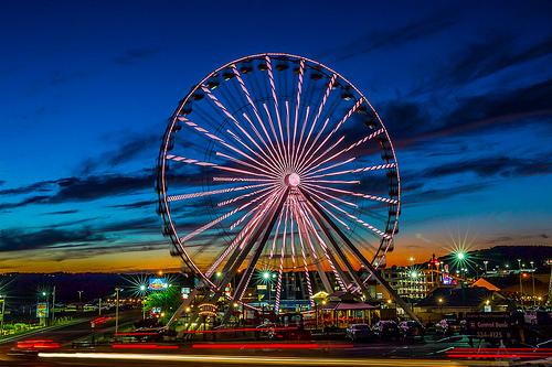 The Branson Ferris Wheel.