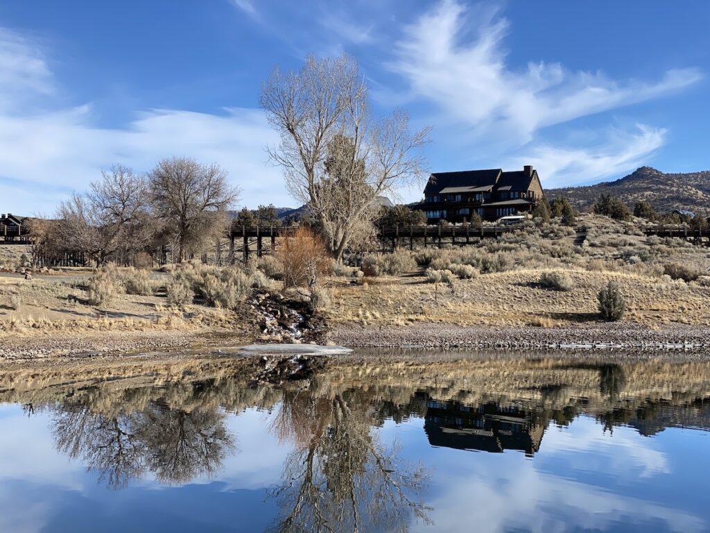 The Brasada Ranch in Central Oregon.