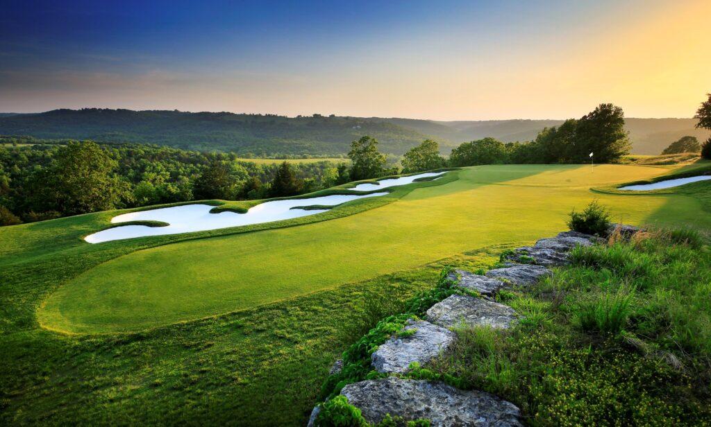 The Buffalo Ridge Springs Golf Course.