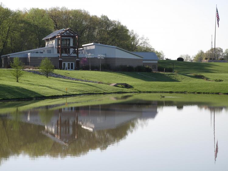 The Cape Girardeau Conservation Nature Center.