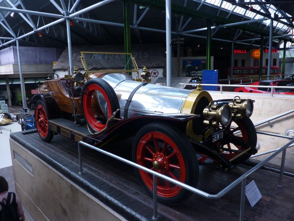 The car from Chitty Chitty Bang Bang.