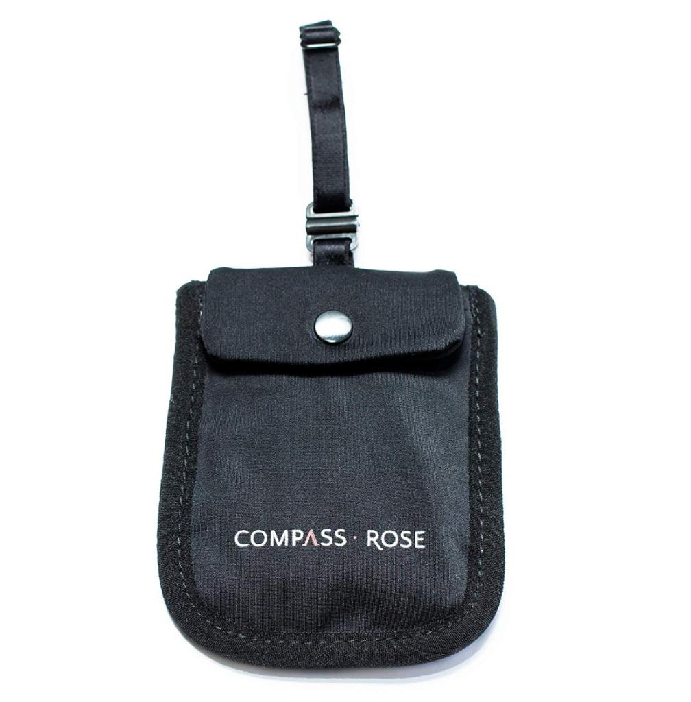The Compact Rose Secret Bra Travel Wallet.