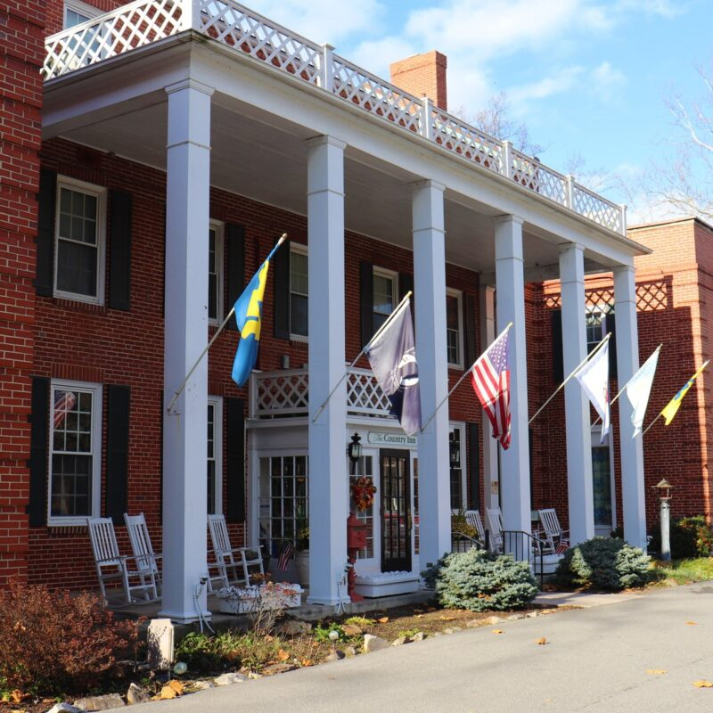 The Country Inn, Berkeley Springs, West Virginia.