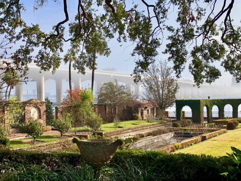 The Cummer Museum Of Art and Gardens in Jacksonville.