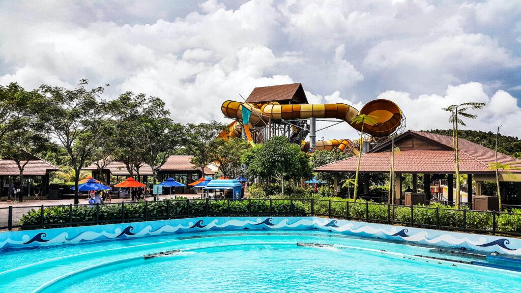 The Desaru Coast Adventure Waterpark.