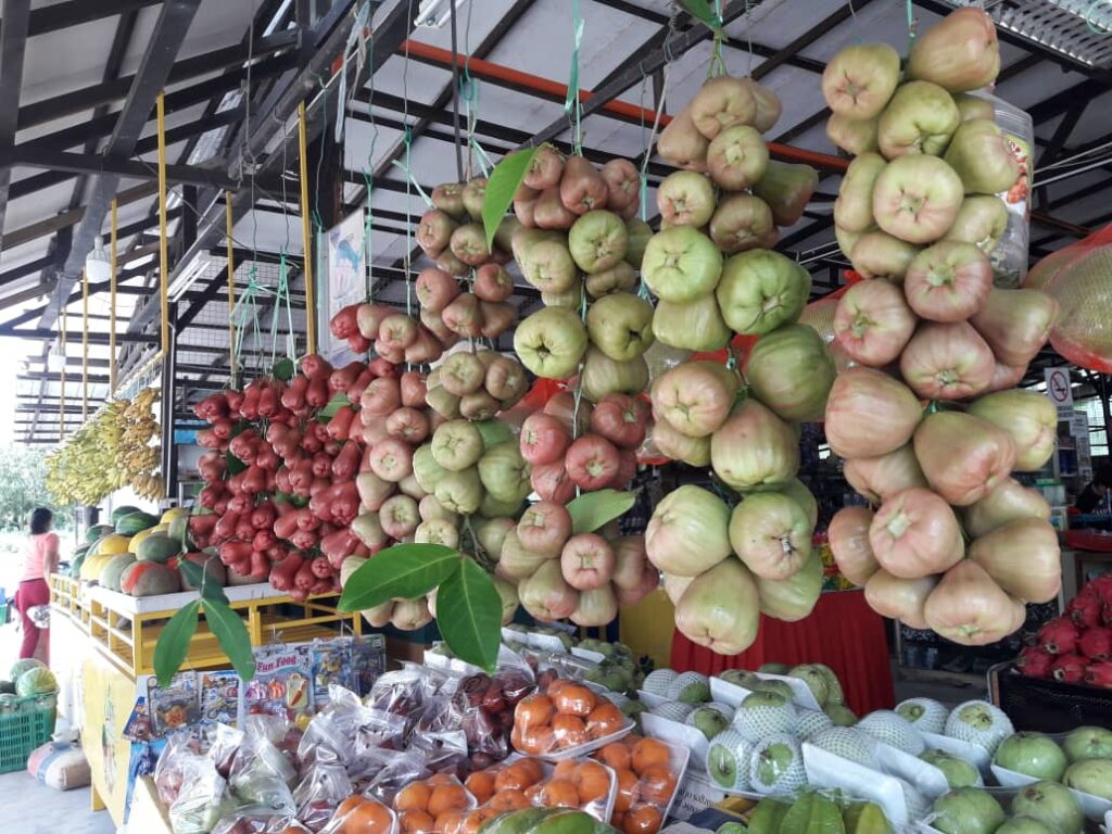 The Desaru Fruit Farm in Malaysia.
