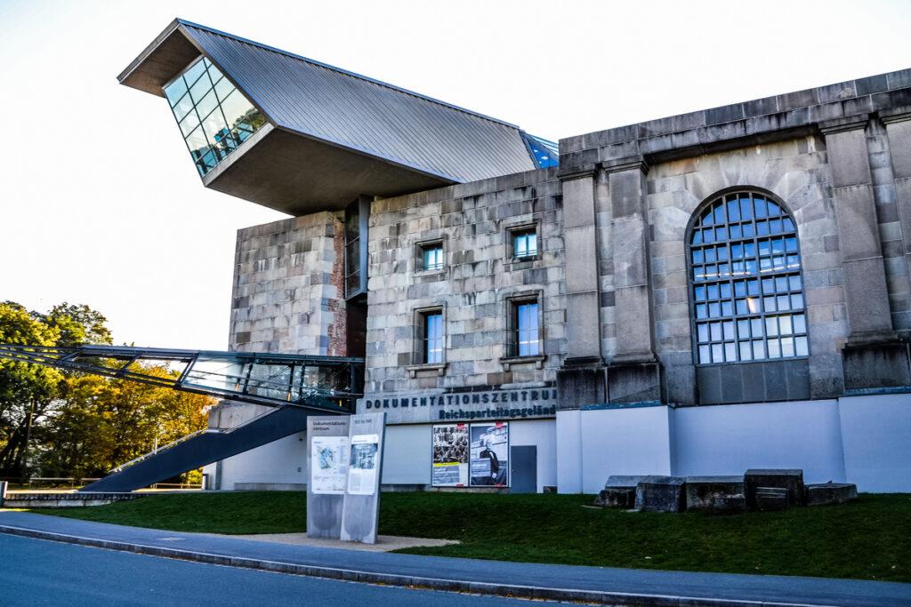 The Documentation Center in Nuremberg.