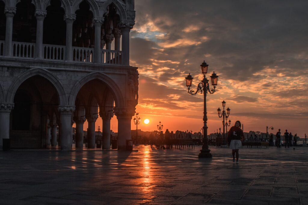 The Doge's Palace, St. Mark's Square, Venice