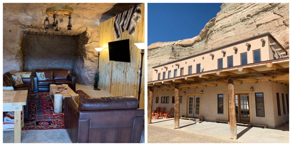 The Doll House Ranch in Hanksville, Utah.