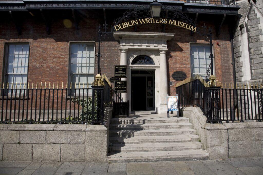 The Dublin Writers Museum in Ireland.