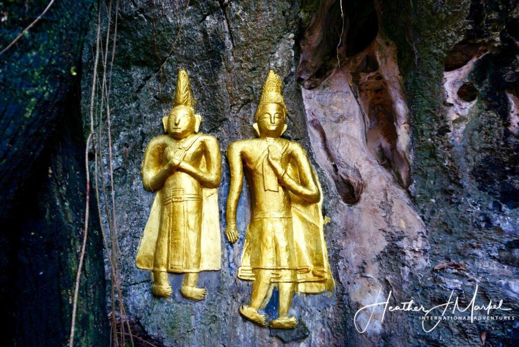 The entrance to Phraya Nakhon Cave.