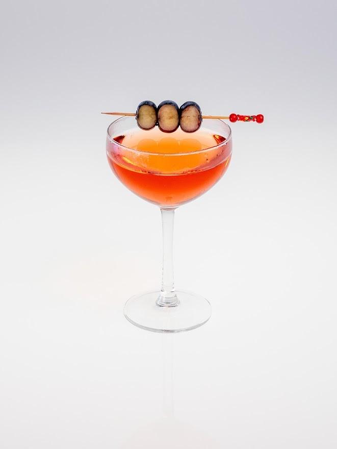 The Estrella Cocktail.