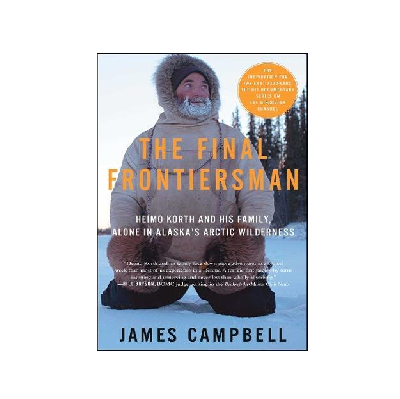 The Final Frontiersman by James Campbell.