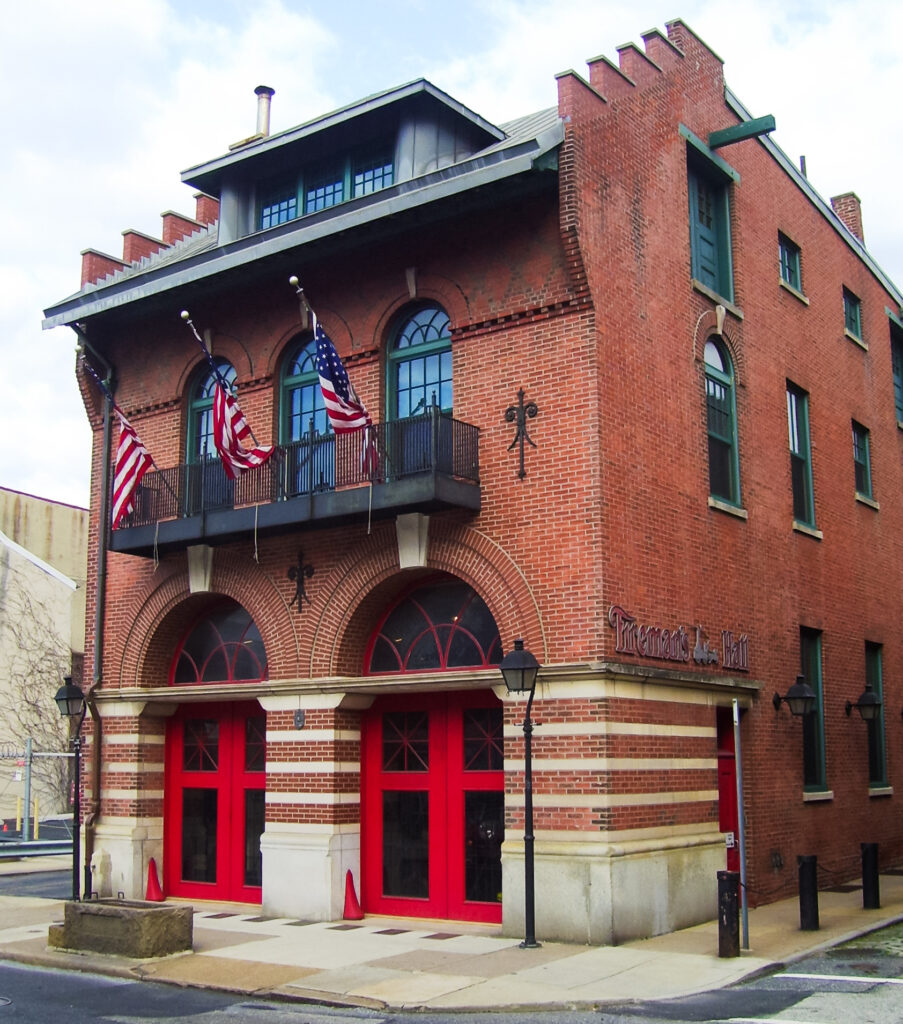 The Fireman's Hall Museum in Philadelphia