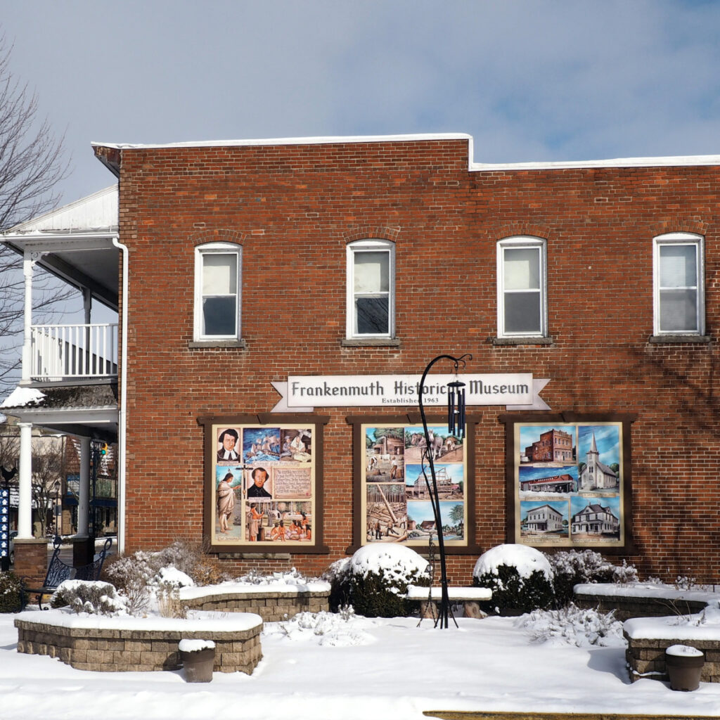 The Frankenmuth Historical Museum in Michigan.