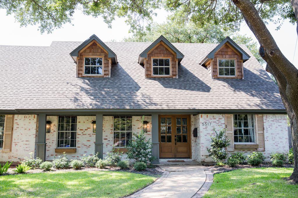 The German Smear House in Waco, Texas.