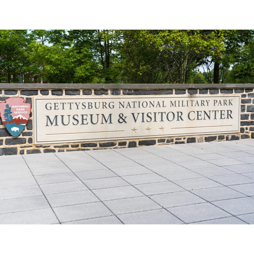 The Gettysburg Heritage Center in Pennsylvania.
