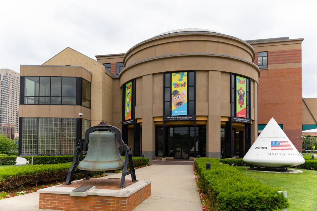 The Grand Rapids Public Museum.