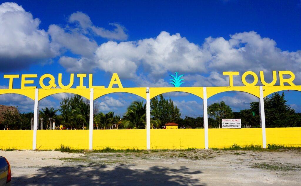 The Hacienda Antigua Tequila Tour in Cozumel.