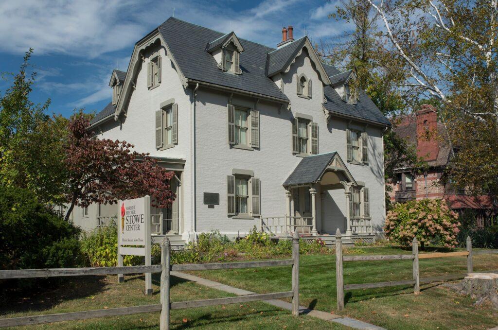 The Harriet Beecher Stowe Center.