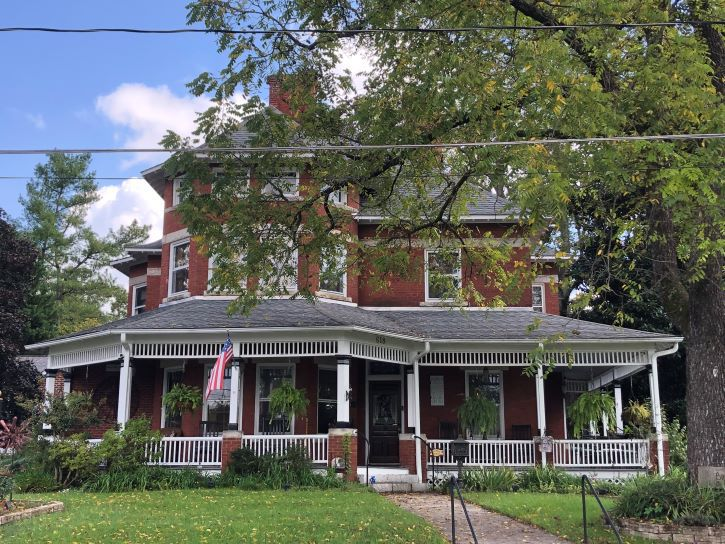 The Heart and Soul Bed and Breakfast in Mt. Airy.
