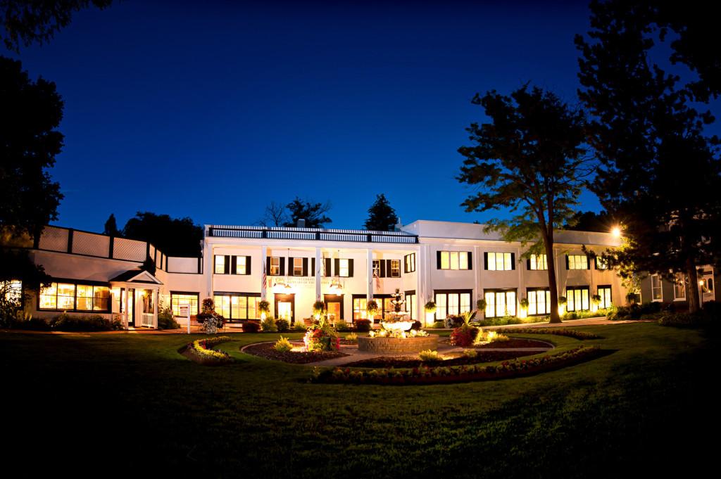 The Homestead Resort in Utah.