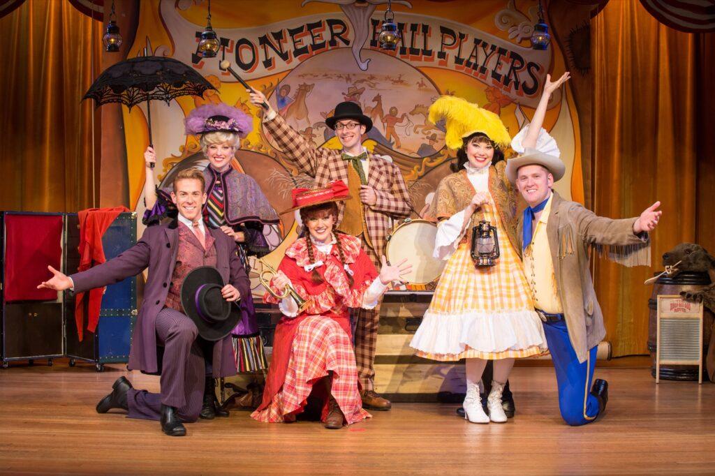 The Hoop-Dee-Doo Musical Revue.