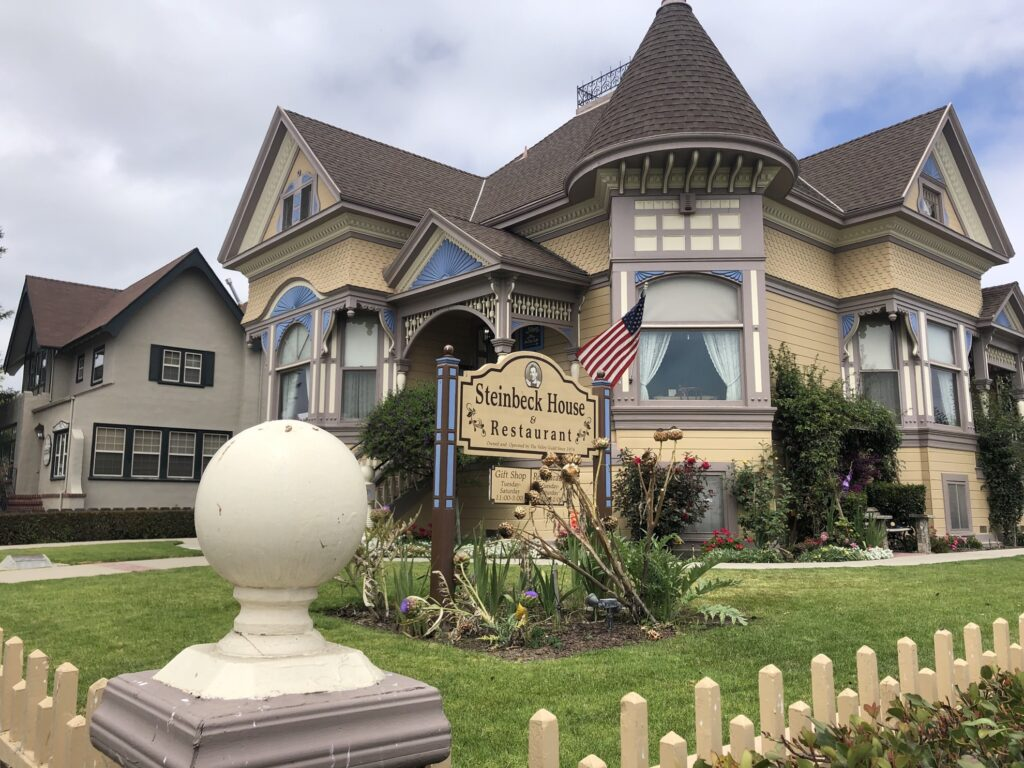The house of John Steinbeck.