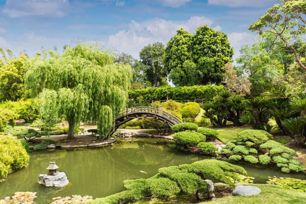 The Huntington Library in Los Angeles.
