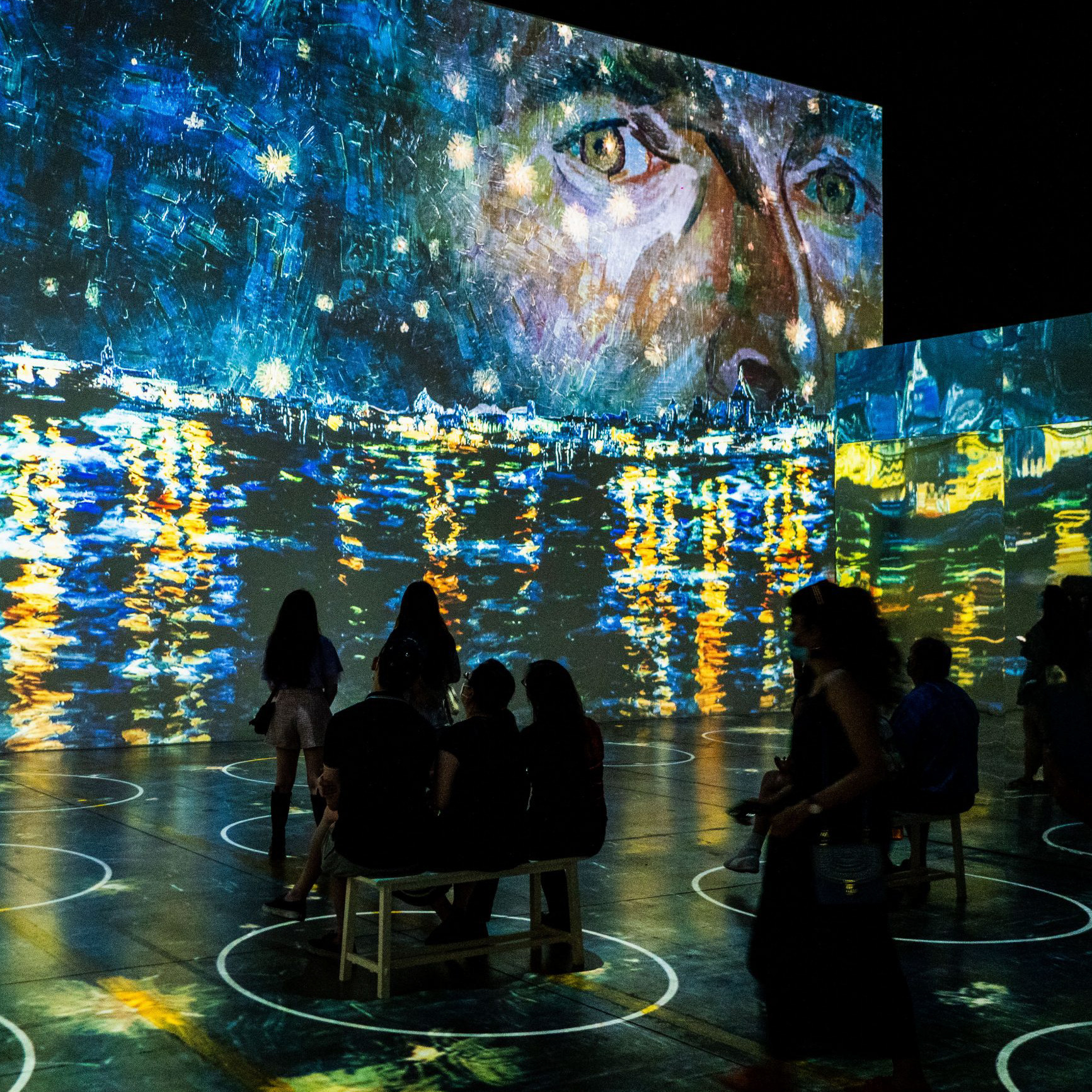 The Immersive Van Gogh Experience, coming to Chicago.
