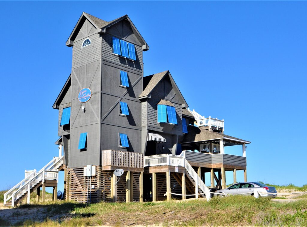 The Inn at Rodanthe on the Outer Banks.