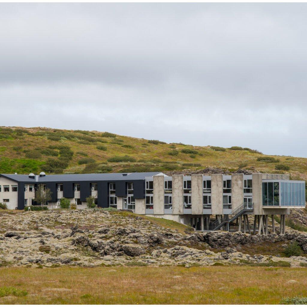 The ION Adventure Hotel.