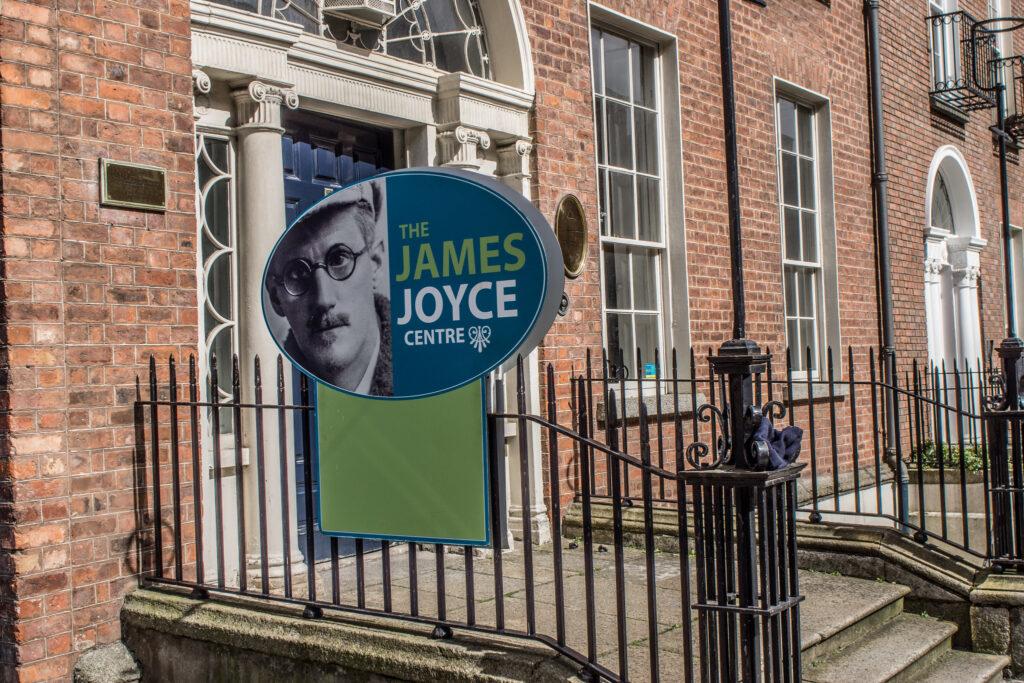 The James Joyce Centre in Dublin.