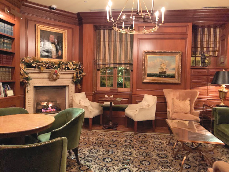 The Jefferson is an ideal hotel in Washington, DC