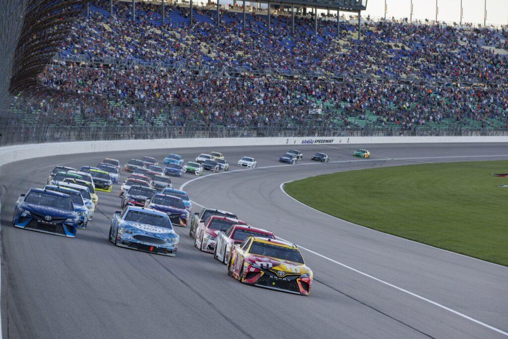 The Kansas Speedway.