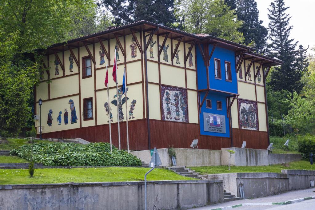 The Karagoz Museum in Bursa, Turkey.
