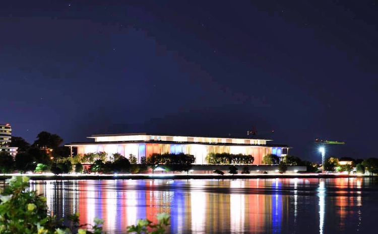 The Kennedy Center should be part of any art-filled cultural getaway in Washington, DC