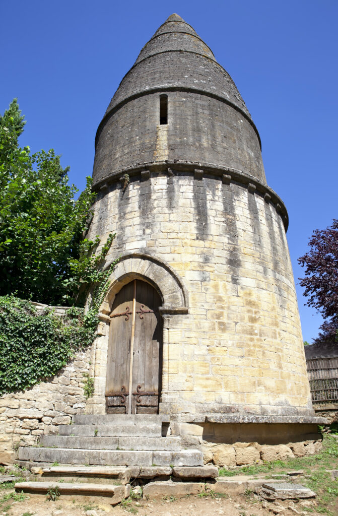 The Lantern of the Dead in Sarlat-la-Caneda, France.