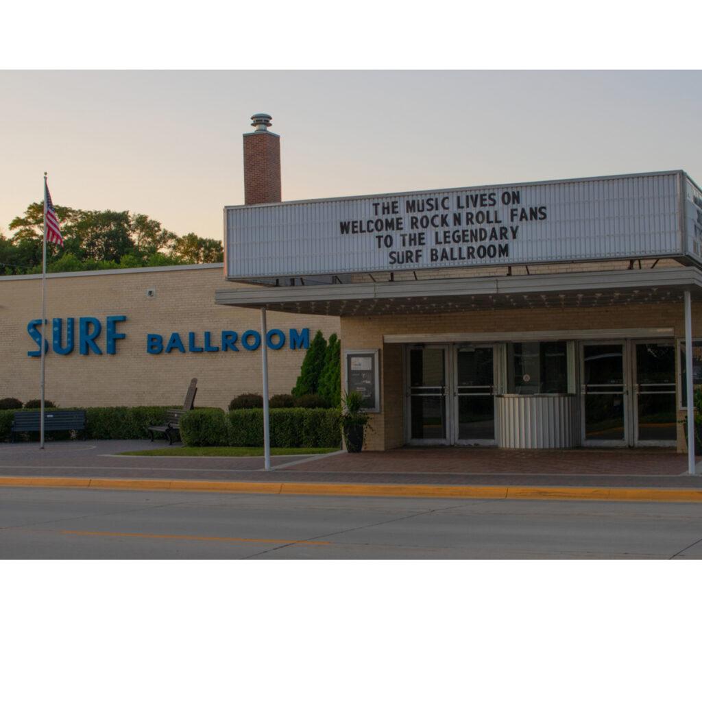 The Legendary Surf Ballroom And Museum