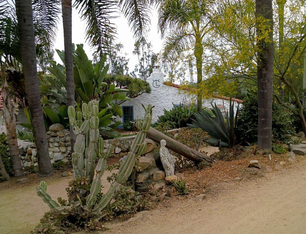The Leo Carrillo Ranch Historic Park in California.