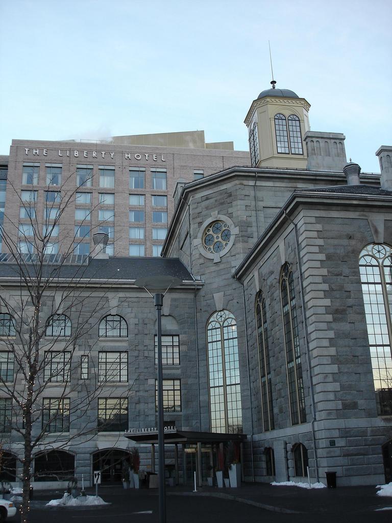The Liberty Hotel In Boston