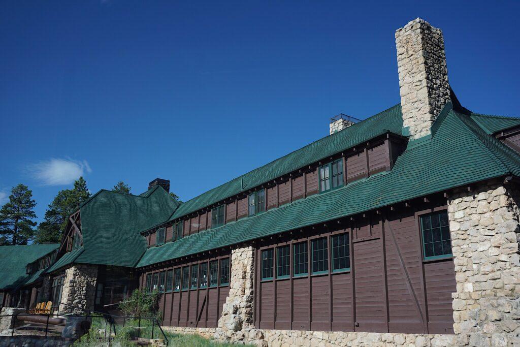 The Lodge at Bryce Canyon National Park.