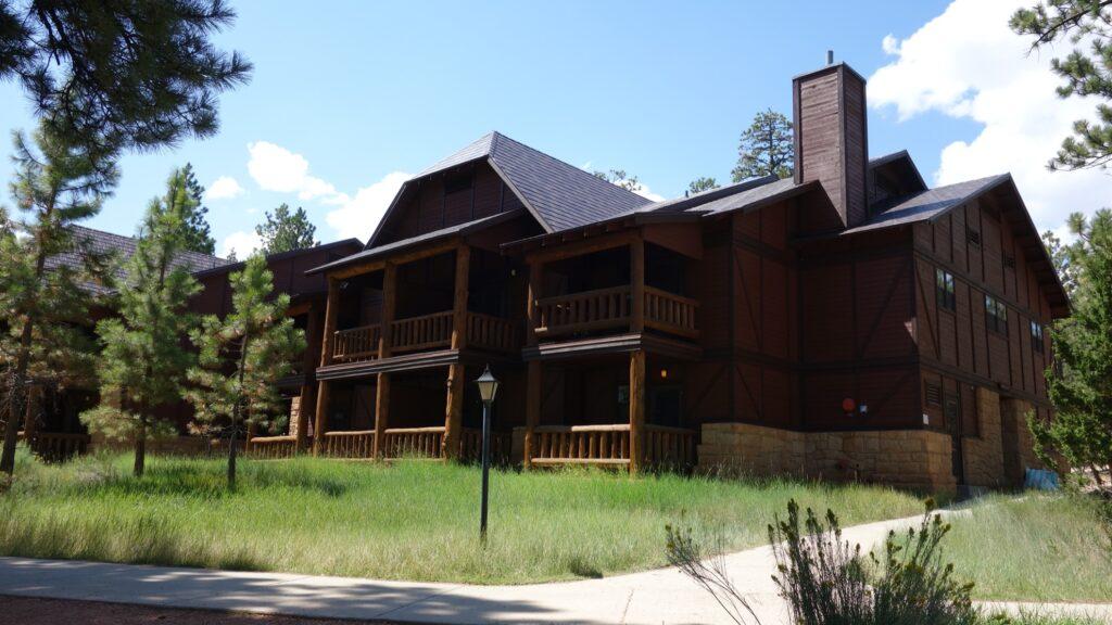 The Lodge at Bryce Canyon.