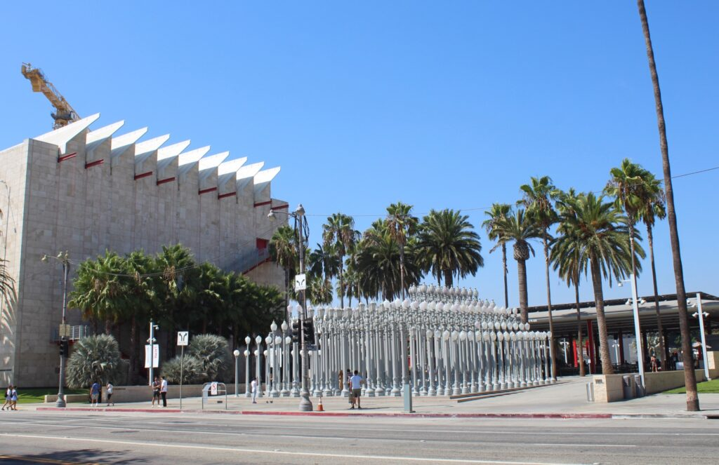 The Los Angeles County Museum Of Art.