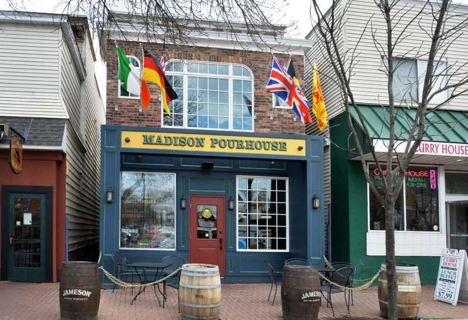 The Madison Pour House in Albany, New York.