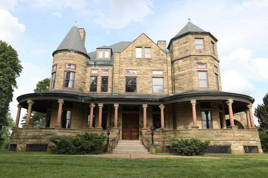The Maymont Mansion in Richmond.