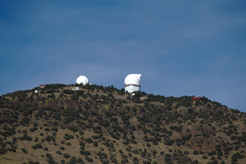 The McDonald Observatory in Fort Davis, Texas.