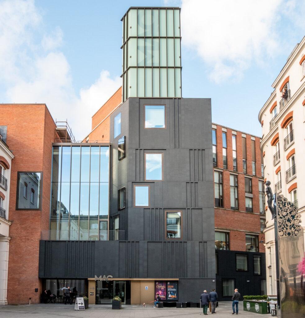 The Metropolitan Arts Centre in Belfast.