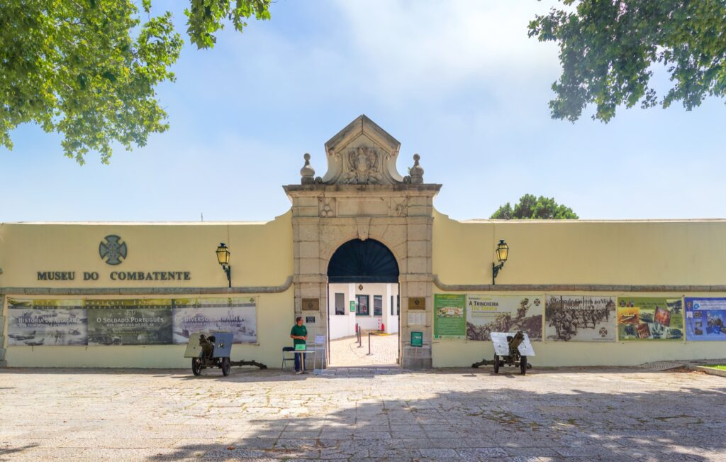 The Military Museum in Belem, Lisbon.