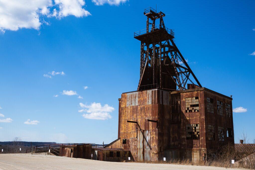 The Missouri Mines State Historic Site.